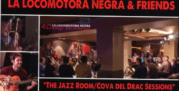 The Jazz Room / Cova del Drac Sessions